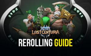 Summoners War: Lost Centuria – Get the Best Start with BlueStacks Rerolling Guide