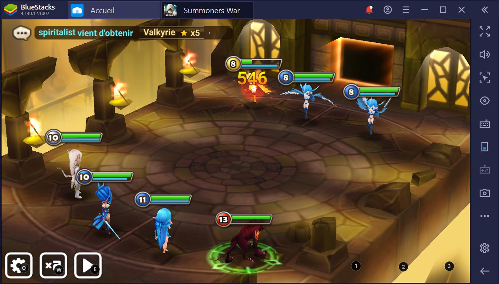 Summoners War sur PC : Comment y jouer avec BlueStacks