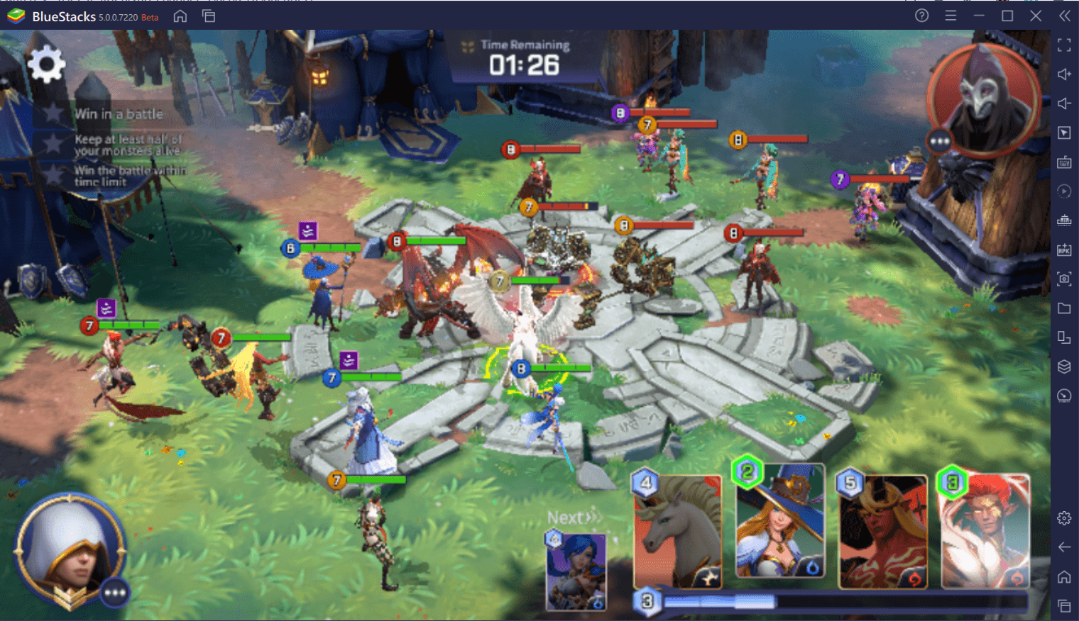 How to Install and Play Summoners War: Lost Centuria on PC with BlueStacks