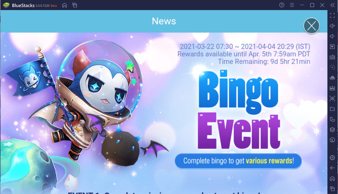 Summoners War – Bingo Event, Fire Martial Cat SD, and Much More in Patch 6.2.4