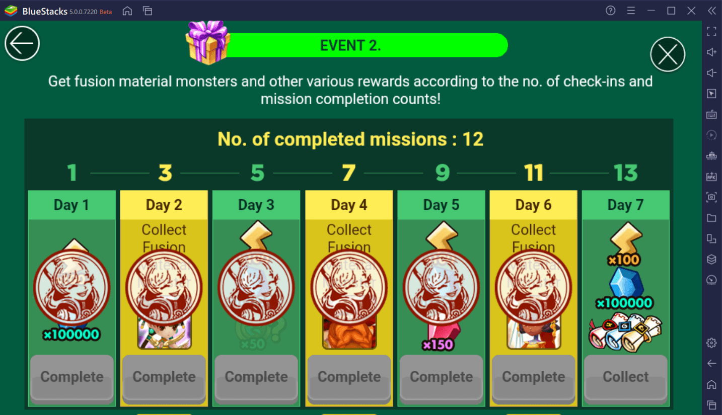 Summoners War: 7th Anniversary Coin Event, Spring Event, And Monster Fusion Growth Event Details