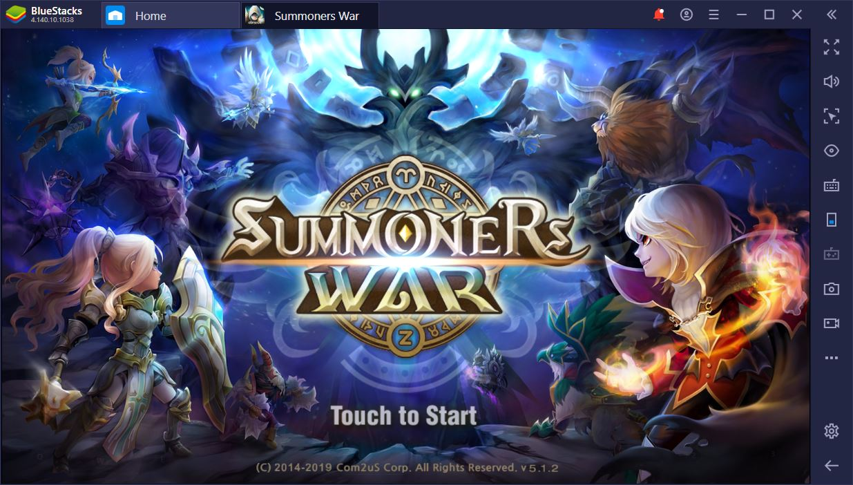 Summoners War January v.6.2.0 update – New Battle System, Artifact Improvements, and more!