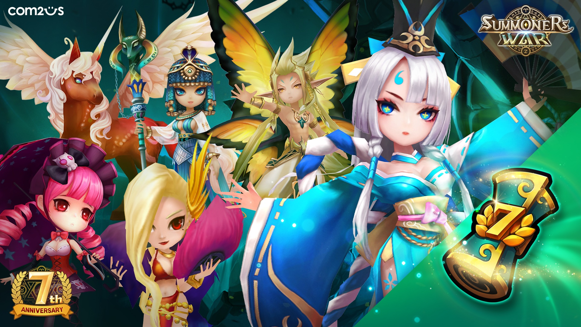 Summoners War's v.6.2.8 Debuts the Battle Training Ground