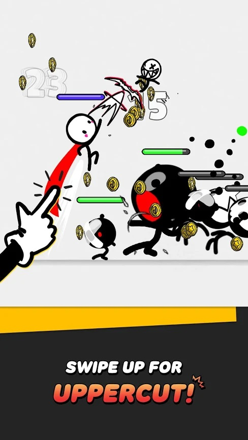 Pre-Registrations for Super Action Hero: Stick Fight, Com2Us' Latest Action Game, Have Opened