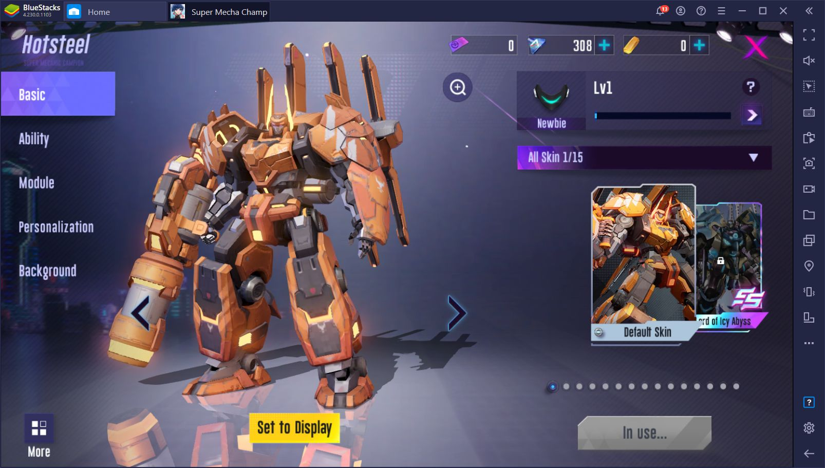 Super Mecha Champions on PC- The Best Mechas in the Game