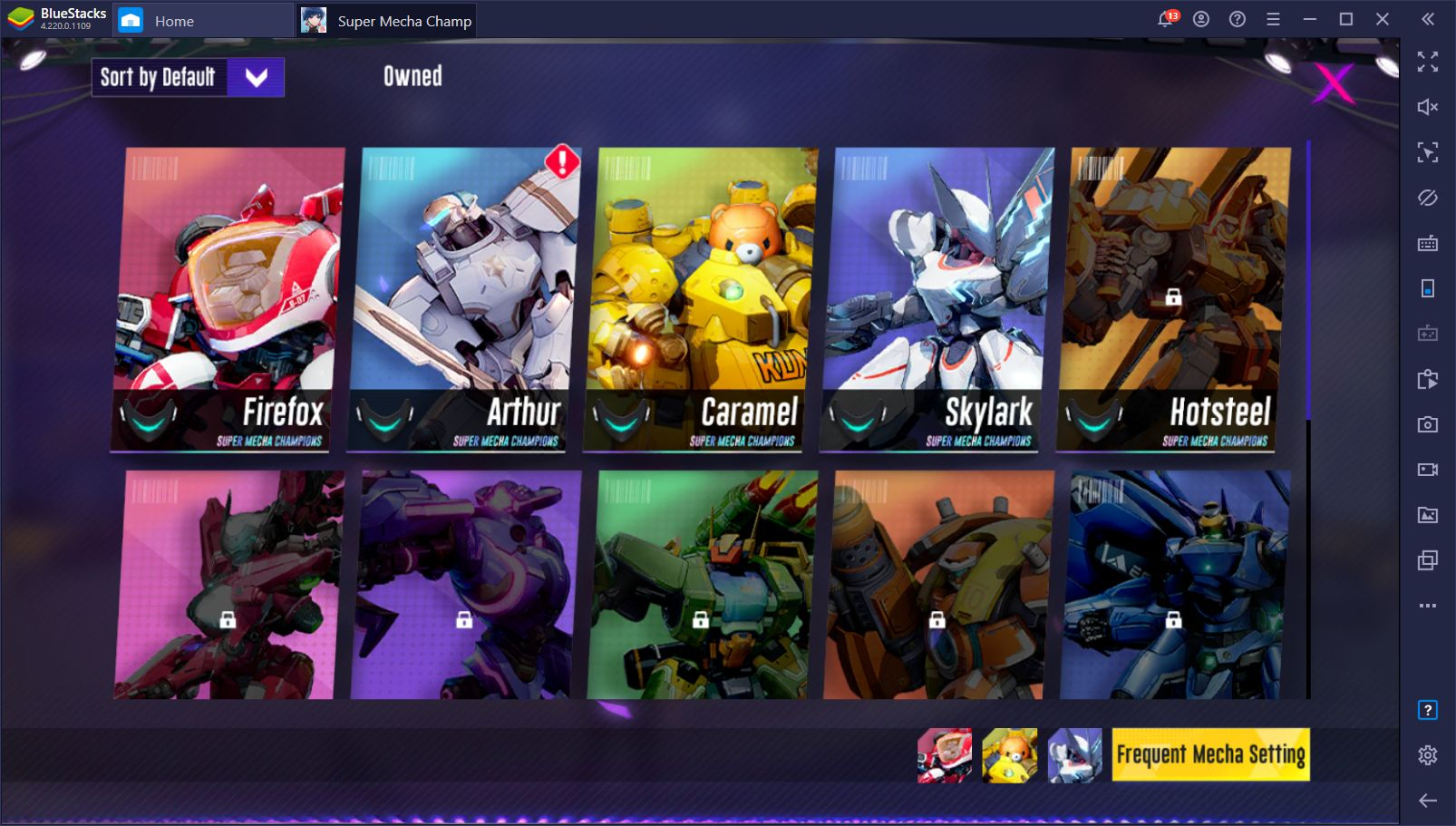 Super Mecha Champions on PC – How To Play This Mecha Battle Royale