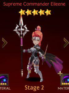 Supreme Commander Eileene