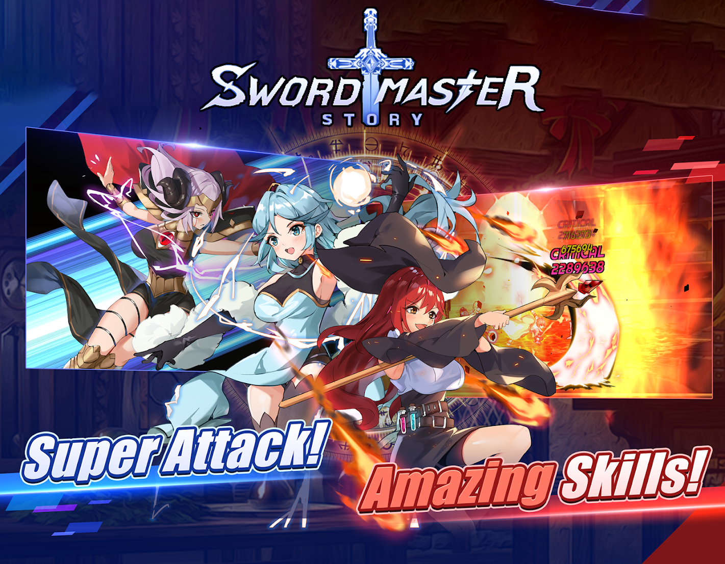 Super Planet's Sword Master Story Game in Pre-Registration. Here's all We Know