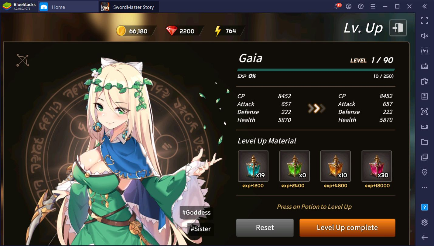 Sword Master Story Beginner's Guide – The Best Tips and Strategies for Getting Started