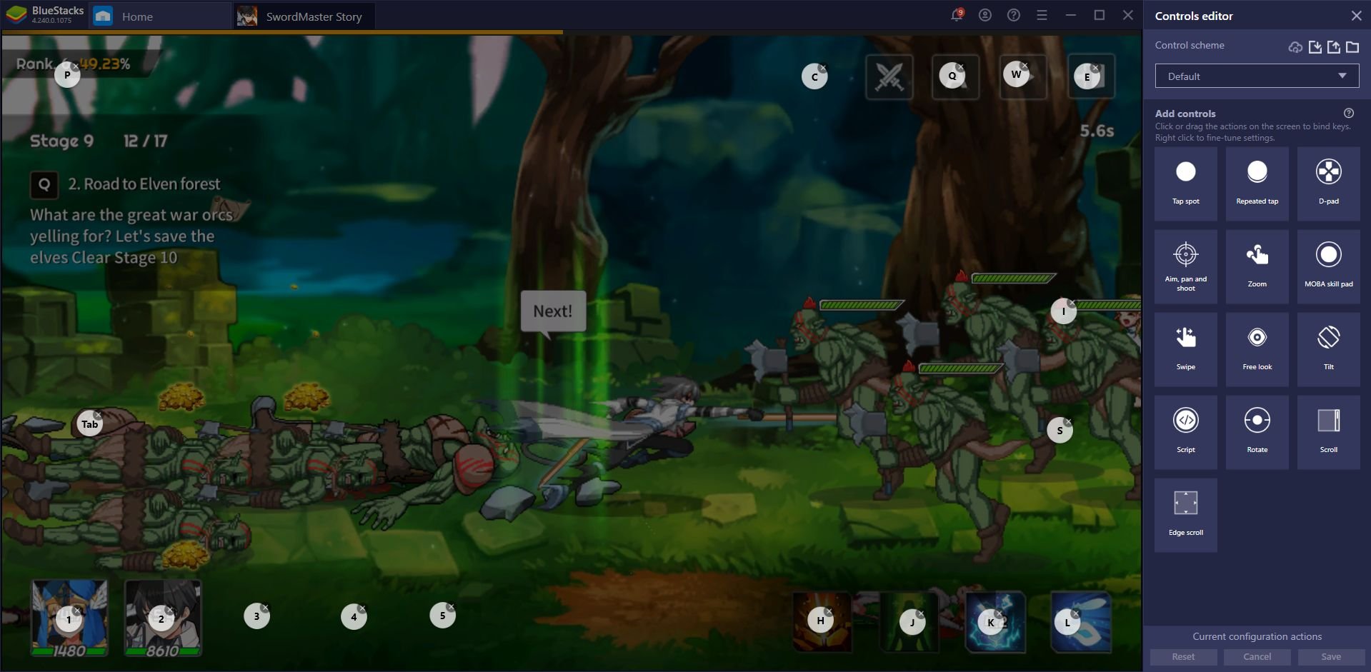 Sword Master Story – How To Enjoy This Gacha RPG Auto-Battler on PC