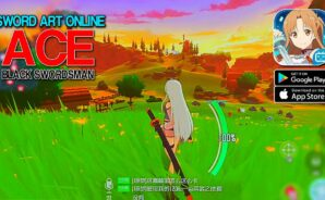 Mobile MMORPG 'Sword Art Online Black Swordsman: Ace' Concludes its Closed Beta