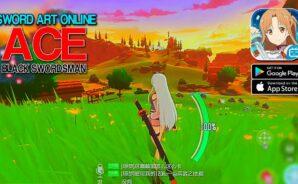 Mobile MMORPG 'Sword Art Online Black Swordsman: Ace' Concludes its Closed Beta