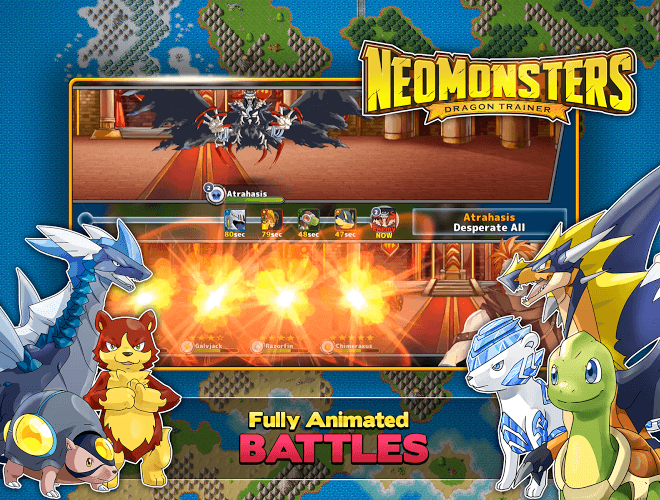 Play Neo Monsters on PC 17