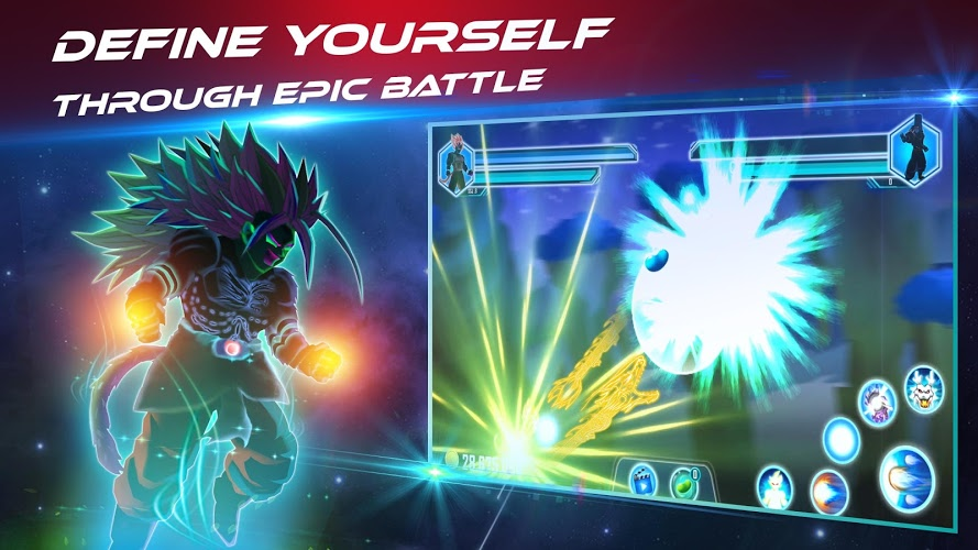Play Dragon Shadow Battle Warriors: Super Hero Legend on PC 4