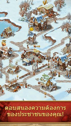 เล่น Townsmen – เกมกลยุทธ์ on PC 5