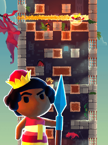 Играй Once Upon a Tower На ПК 10