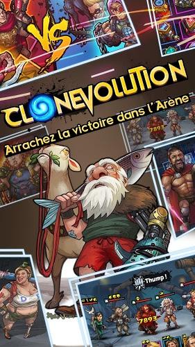 Jouez à  Clone Evolution: War of the Mutants sur PC 9