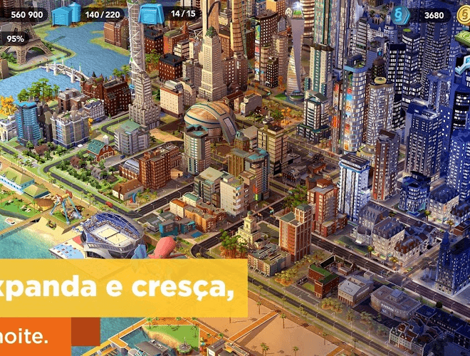 Jogue SimCity BuildIt para PC 12