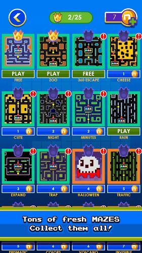 Play PAC-MAN on PC 3