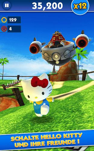 Spiele Sonic Dash auf PC 8
