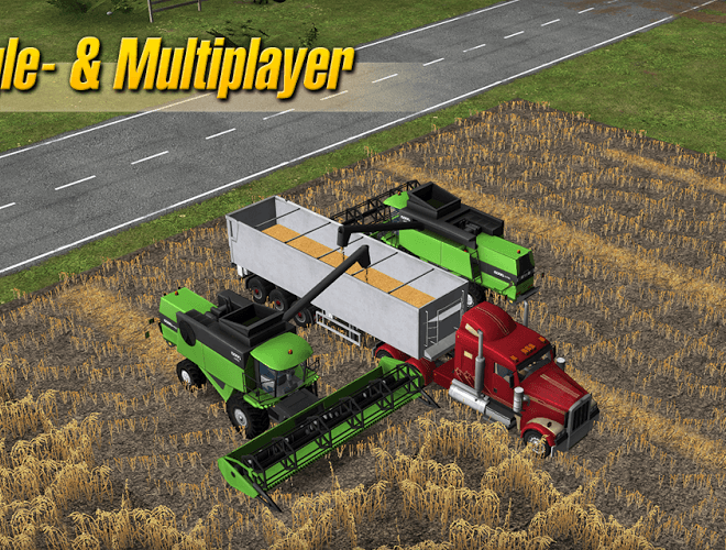 Играй Farming Simulator 14 На ПК 9