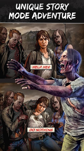 Play The Walking Dead: Road to Survival on PC 2