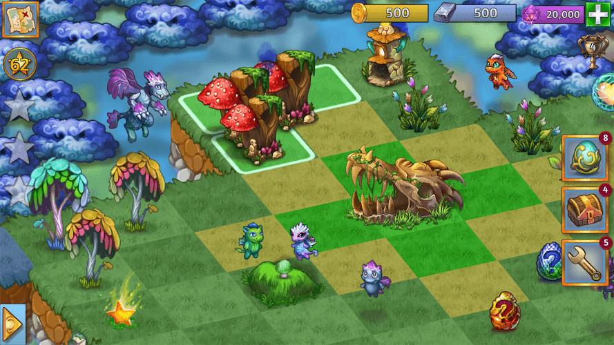Spiele Merge Dragons! auf PC 19