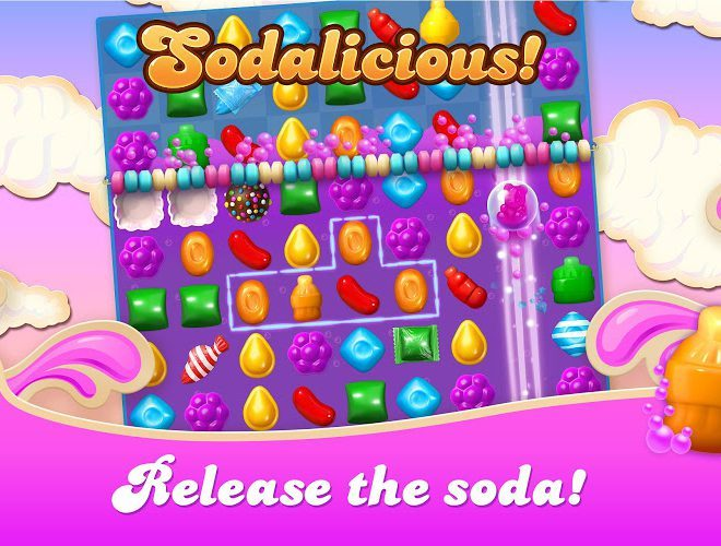 Main Candy Crush Soda Saga on PC 9