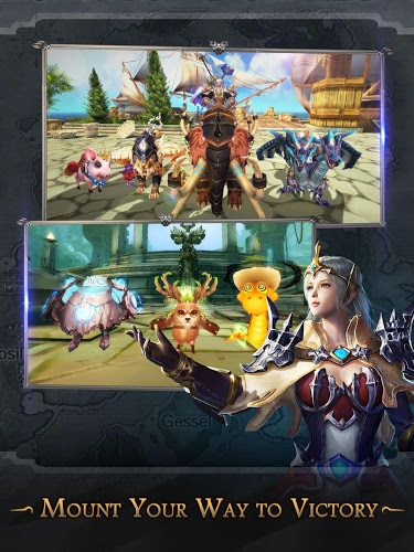 Play Dragon Revolt – Classic MMORPG on PC 12