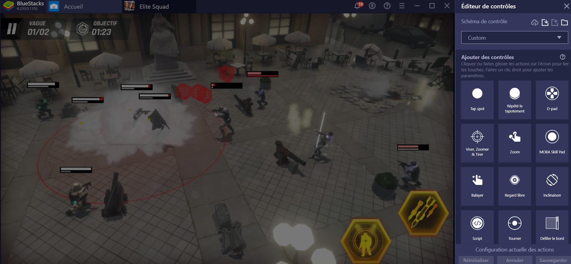 Tom Clancy's Elite Squad sur PC – Comment installer et jouer au tout dernier shooter stratégique sorti de Ubi Soft sur PC