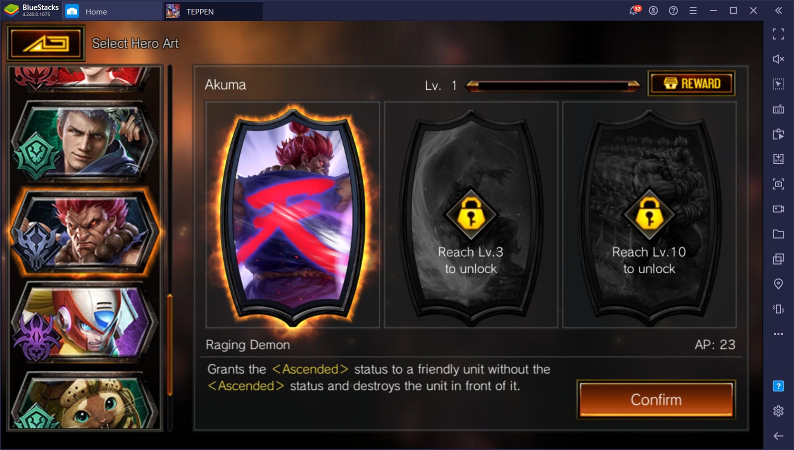 TEPPEN Hero Guide – All Hero Units Listed and Explained