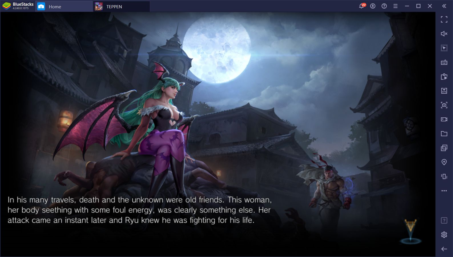 How to Play TEPPEN on PC With BlueStacks