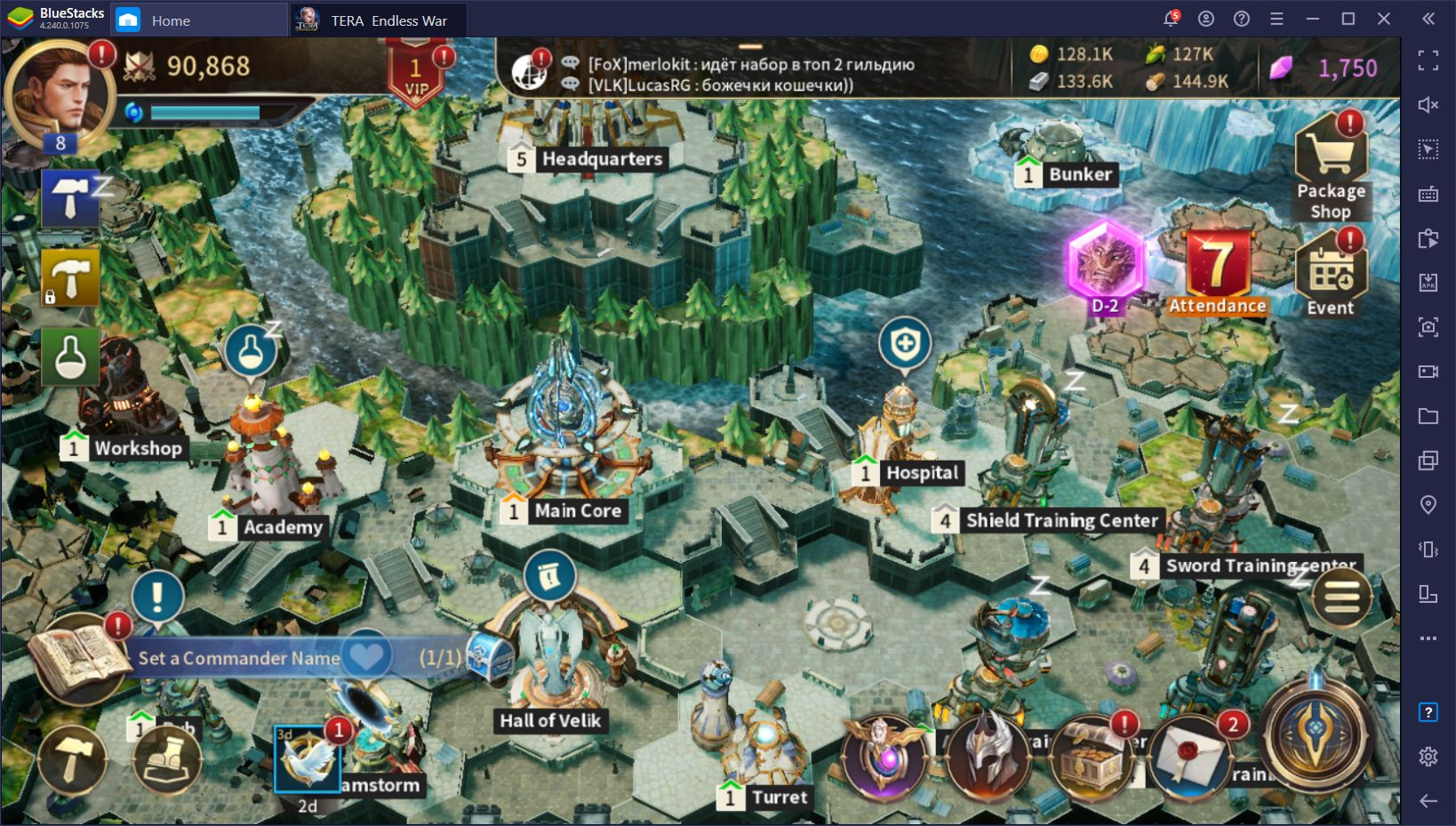 TERA: Endless War – How to Play This Mobile Game on PC With BlueStacks