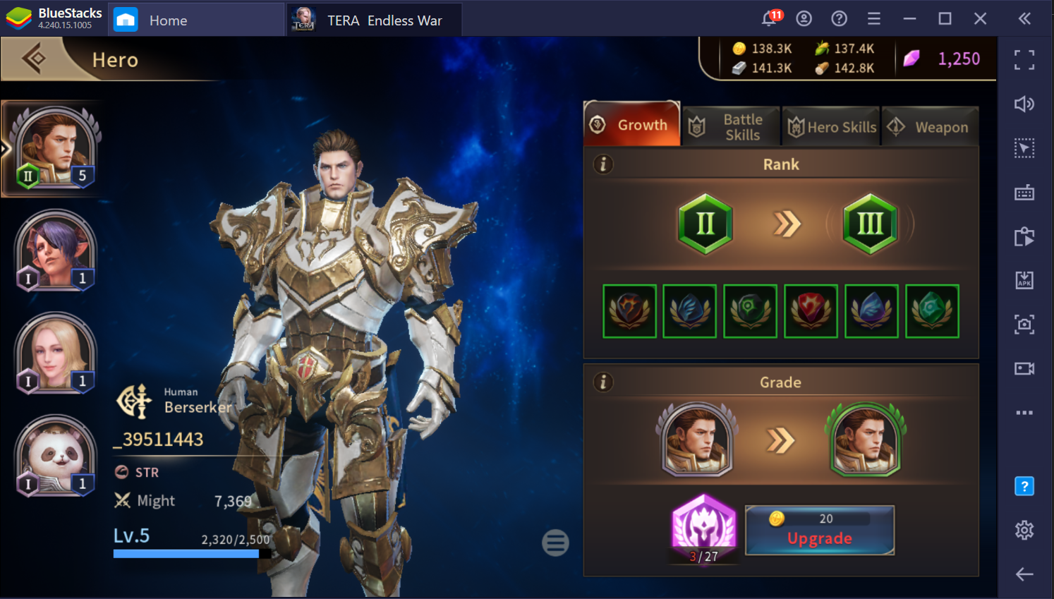 Save Arborea from the Argon in the Brand-new TERA: Endless War (Now on BlueStacks)