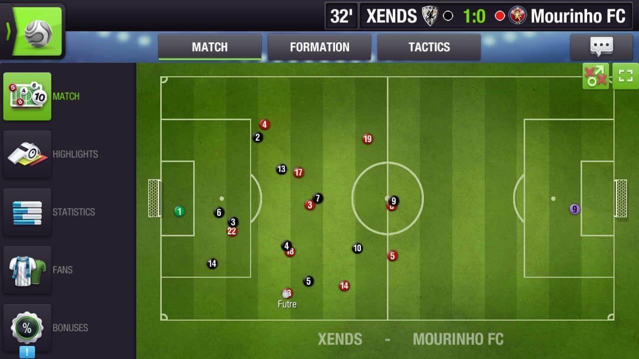 Top 7 Football Games For Android