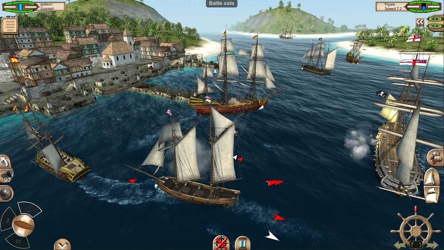 Играй The Pirate: Caribbean Hunt На ПК 15