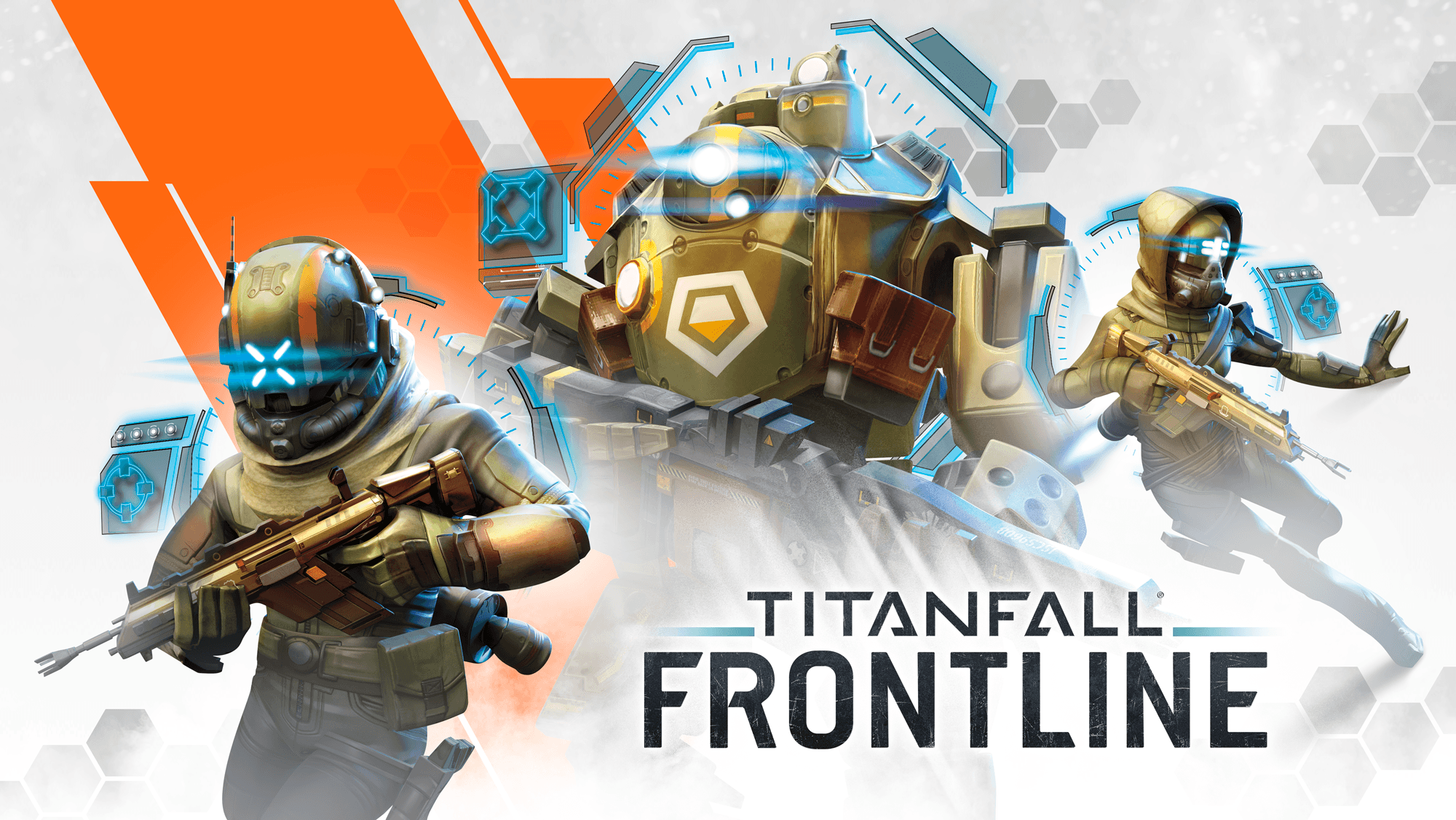 Titanfall: Frontline a fast-paced head-to-head strategy card battler