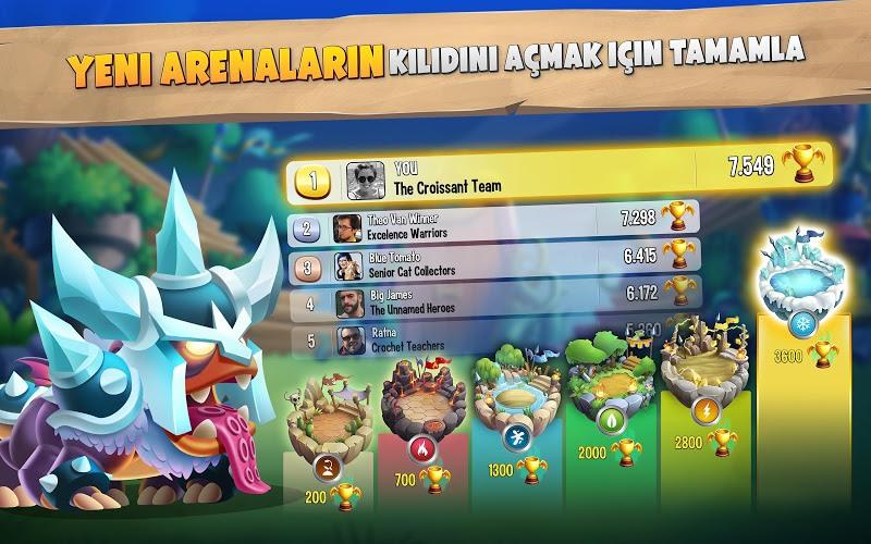 Dragon City  İndirin ve PC'de Oynayın 12