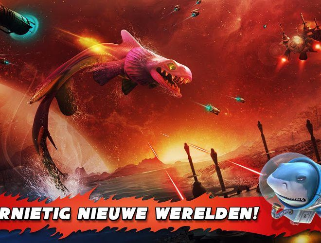 Speel Hungry Shark Evolution on PC 6