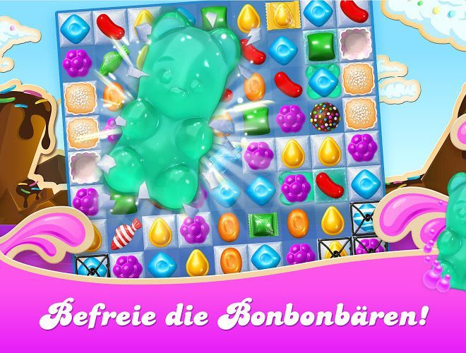 Spielen Candy Crush Soda Saga on PC 11