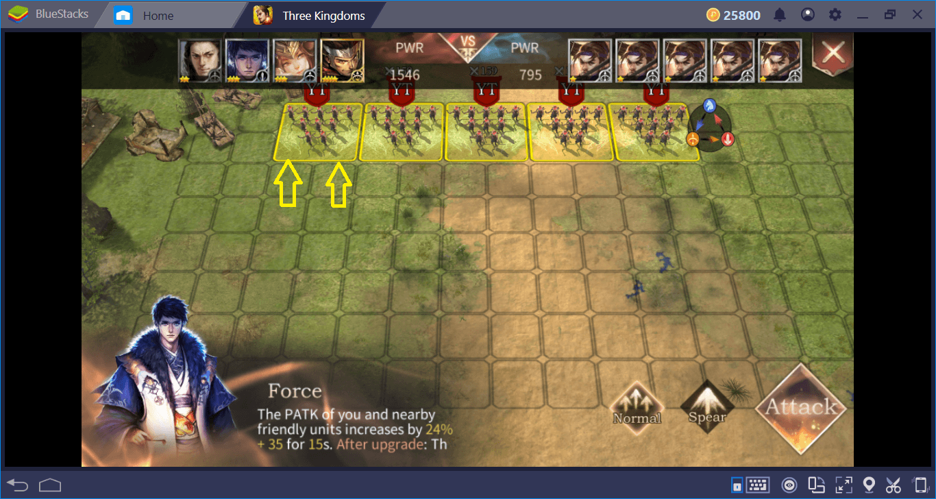 Three Kingdoms Epic War Battle System Guide: Become A Ruthless Commander