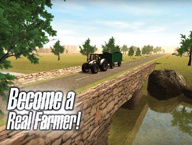 Play Farmer Sim 2015 on pc 6