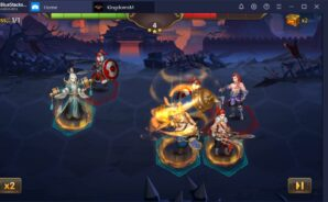 Three Kingdoms M on PC: How to Level Your OR Fast