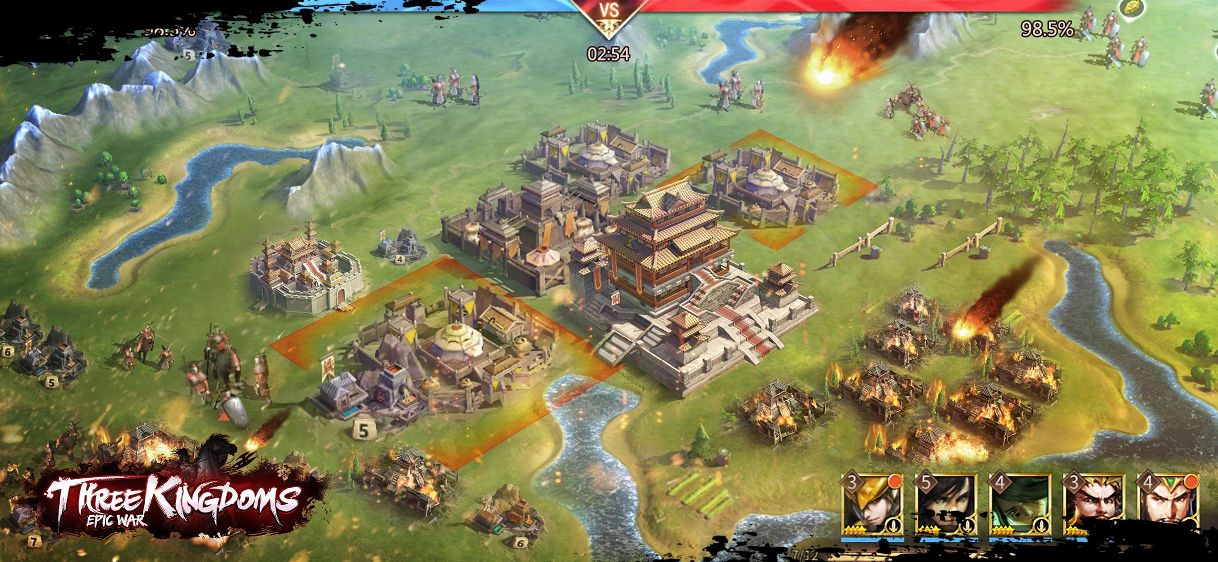 Tips And Tricks To Quickly Conquer Three Kingdoms: Epic War Lands