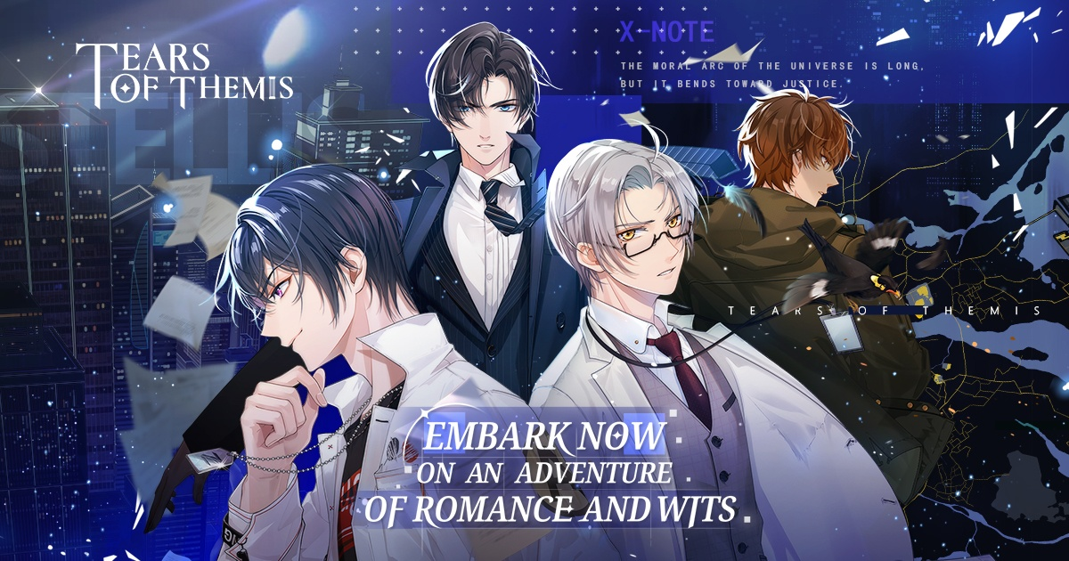 MiHoYo Announces Release Of Detective-Romance Game Tears Of Themis