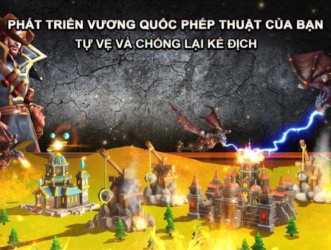 Chơi Magic Legion – Age of Heroes on PC 14