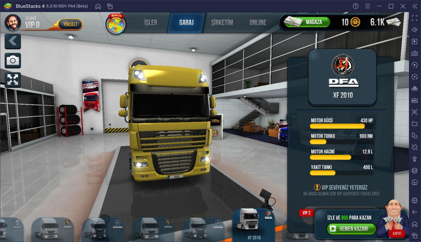 Truck Simulator: Ultimate Nasıl Bir Oyun?