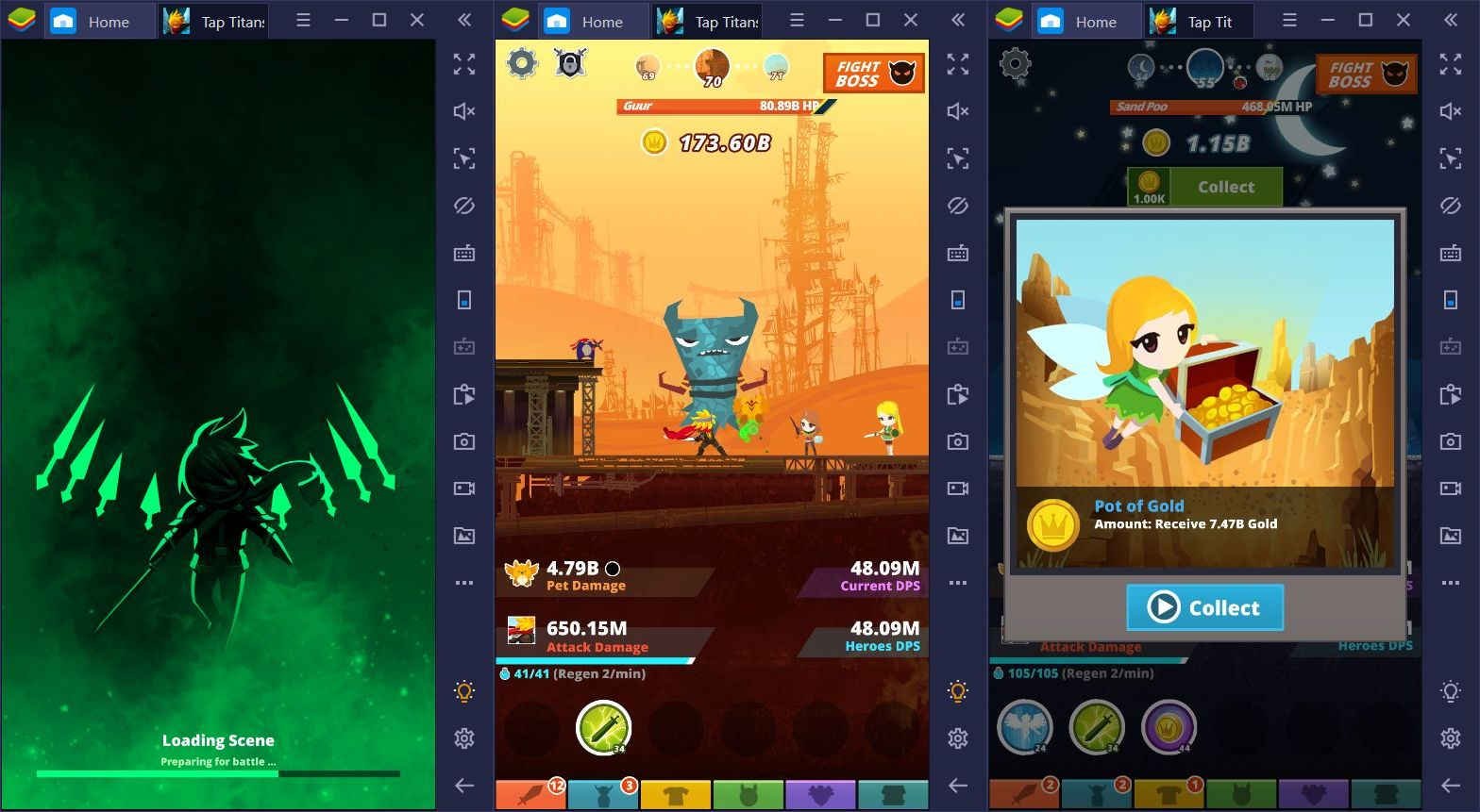 Tap Titans 2 on PC – Tap Your Troubles Away With This Beginner's Guide