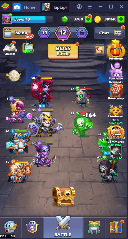 A Guide to the Six Factions in Tap Tap Heroes