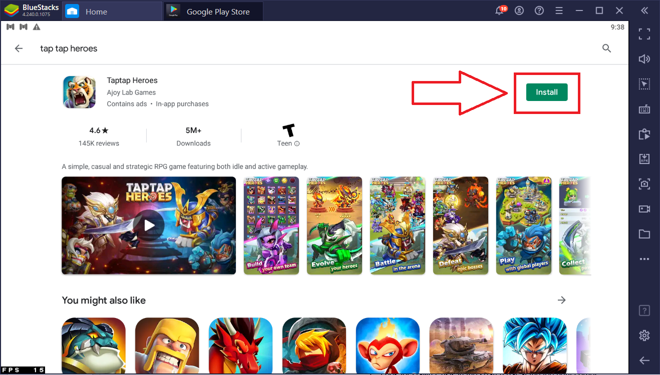 Save Mystia from Evil – How to play Tap Tap Heroes on PC with BlueStacks